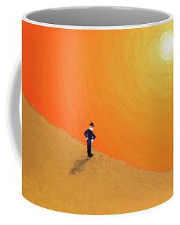 Close To The Edge Coffee Mug