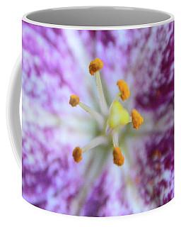 Close Up Flower Coffee Mug