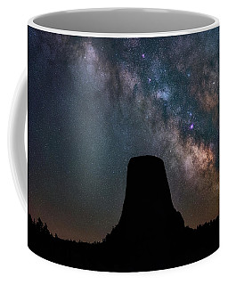 Coffee Mug featuring the photograph Closer Encounters by Darren White