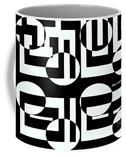 Coffee Mug featuring the digital art Closer Look by Rafael Salazar