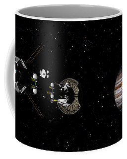 Closer Still Coffee Mug by David Robinson