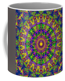 Closer To The Truth Coffee Mug by Robert Orinski