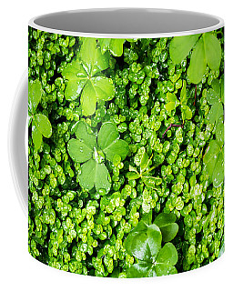 Lush Green Soothing Organic Sense Coffee Mug
