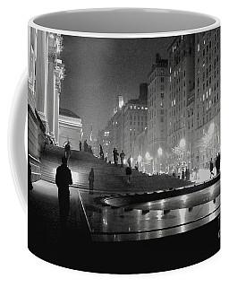 Closing At The Met Coffee Mug