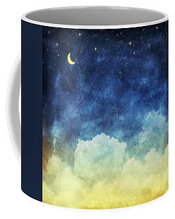 Cloud And Sky At Night Coffee Mug