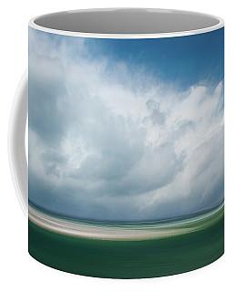 Cloud Bank Over Chatham Coffee Mug