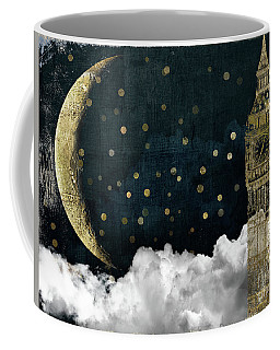 Cloud Cities London Coffee Mug