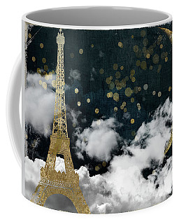 Cloud Cities Paris Coffee Mug