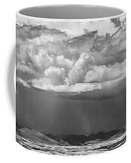 Cloudy Weather Coffee Mug