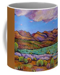 Cloud Cover Coffee Mug