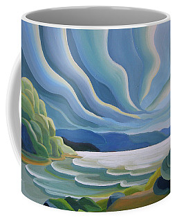 Cloud Forms Coffee Mug