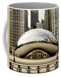 Cloud Gate - 3 Coffee Mug