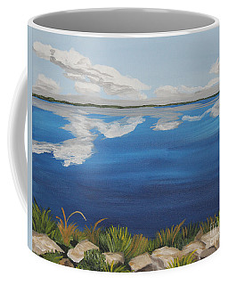 Cloud Lake Coffee Mug
