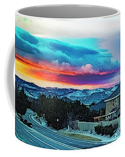 Cloud Magic Coffee Mug