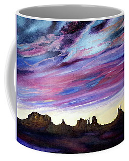 Cloud Movement Coffee Mug