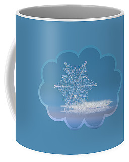 Cloud Number Nine, Panoramic Version Coffee Mug
