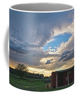 Cloud Portal Coffee Mug