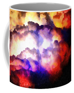 Cloud Sculpting 1 Coffee Mug