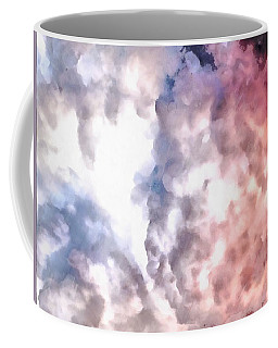 Cloud Sculpting 3 Coffee Mug