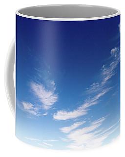 Cloud Sculpting Coffee Mug