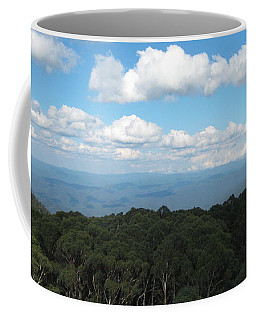 Cloud Shadows Coffee Mug