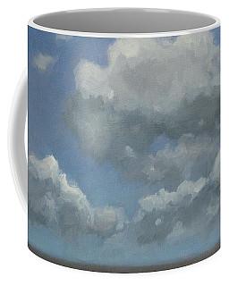 Cloud Study #3 Coffee Mug by Jennifer Boswell