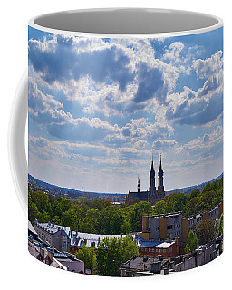 Cloud Ticklers Coffee Mug