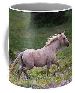 Cloud- Wild Stallion Of The West Coffee Mug