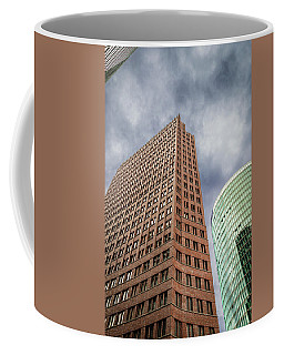 Coffee Mug featuring the photograph Cloudbase by Geoff Smith