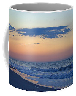 Coffee Mug featuring the photograph Clouded Pre Sunrise by  Newwwman