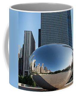 Cloudgate Reflects Coffee Mug