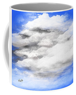 Clouds 2 Coffee Mug