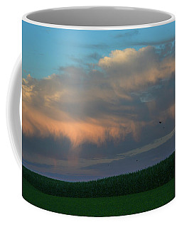 Clouds And Curves Coffee Mug