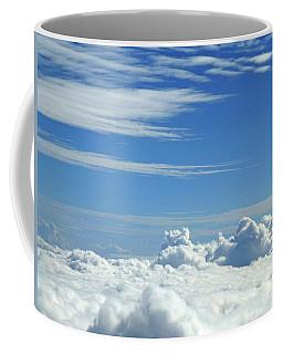 Clouds And Sky M4 Coffee Mug