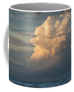 Clouds And Surf Coffee Mug