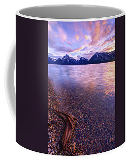 Clouds And Wind Coffee Mug