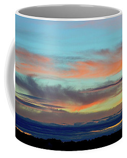 Clouds At Different Altitudes  Coffee Mug