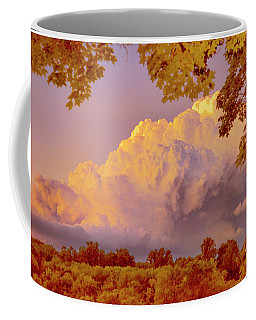Clouds At Sunset, Southeastern Pennsylvania Coffee Mug