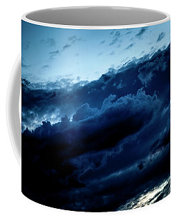 Coffee Mug featuring the photograph Clouds Fall by Eric Christopher Jackson