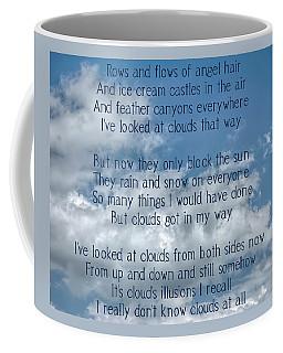 Clouds Illusions Coffee Mug
