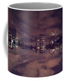 Clouds In The Passaic - Newark Nj Coffee Mug