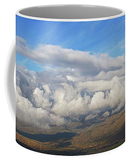 Clouds In The Valley Coffee Mug