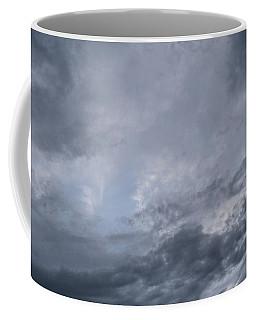 Coffee Mug featuring the photograph Clouds by Megan Dirsa-DuBois