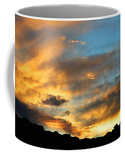 Clouds Of Liquid Gold Coffee Mug by Glenn McCarthy Art and Photography
