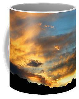Clouds Of Liquid Gold Coffee Mug
