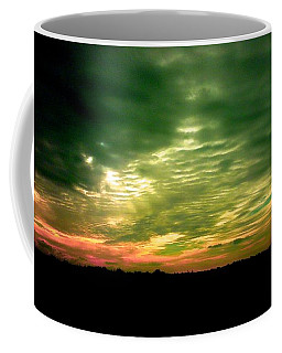 Clouds Over Ireland Coffee Mug