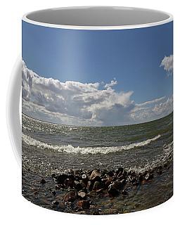 Clouds Over Sea Coffee Mug