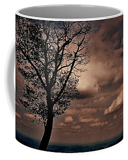 Clouds Over Shenandoah Coffee Mug