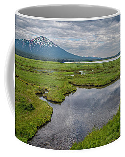 Clouds Over Sparks Coffee Mug