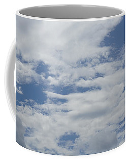 Clouds Photo II Coffee Mug